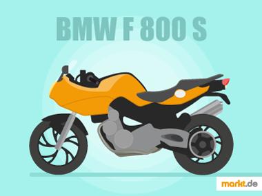 Bild BMW F 800 S