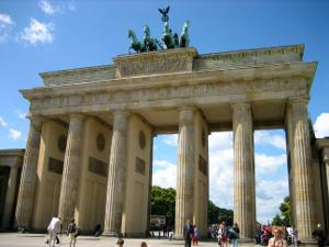 Bild Brandenburgertor