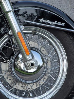 Bild Motorradfelge
