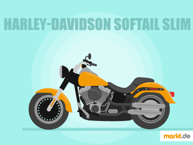 Harley Davidson Softtail Slim