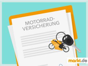 Bild Kaufvertrag Motorrad
