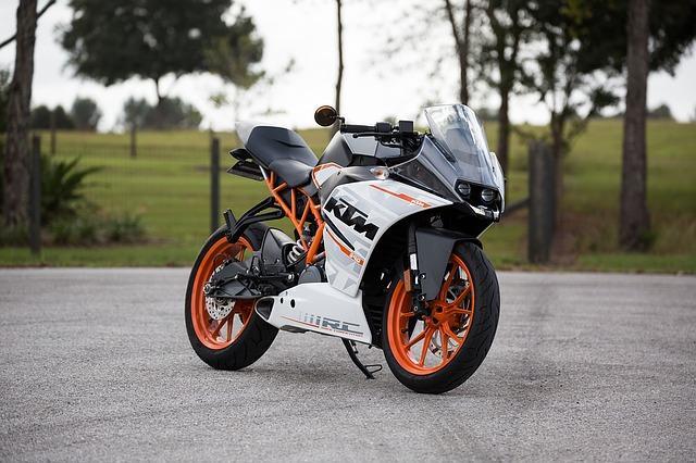 Bild Motorrad