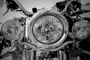 Motorrad Scheinwerfer