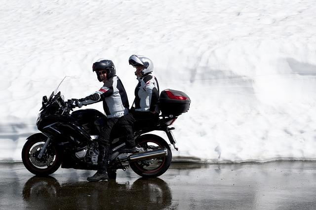 Bild Motorradkombi