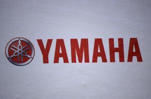 Bild rotes Yamaha Logo