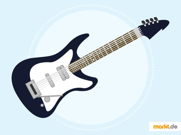 Was sollte man beim Kauf einer E-Gitarre beachten | markt.de