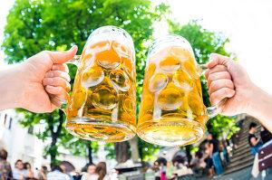 Bild Prost Bier