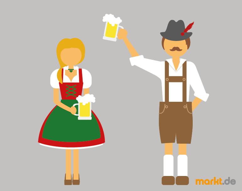 a6de44943f6756 Es dauert nicht mehr lange, da werden die Bierfässer auf dem größten  Volksfest der Welt angestochen, wundervolle Trachten angelegt und  ordentlich gefeiert.