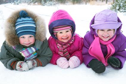 Winter Kinder Bekleidung