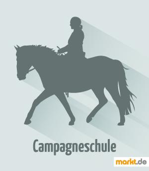 Bild Pferd mit Reiter