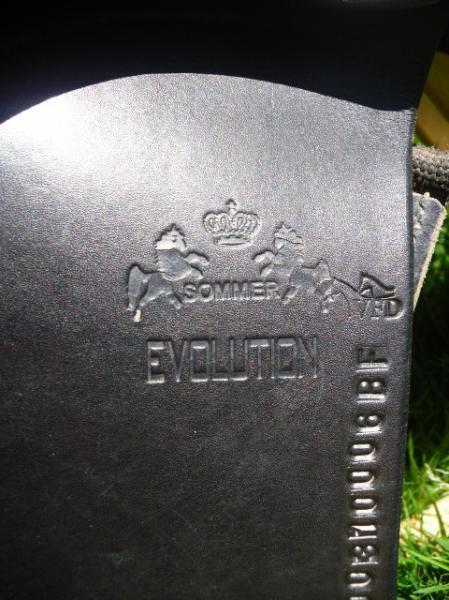 Bild Sattel von Sommer Evolution