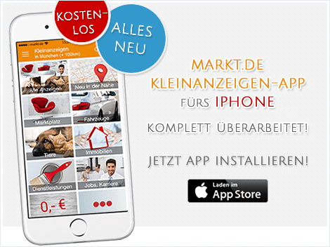 pm kleinanzeigen app f r iphone komplett neu. Black Bedroom Furniture Sets. Home Design Ideas