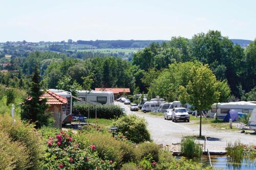 Bild Campingplatz Dreiquellenbad