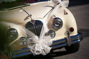 Bild Hochzeitsauto