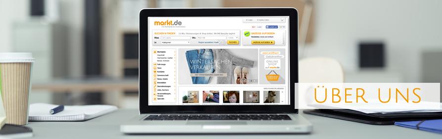 Bild markt.de Laptopbildschirm