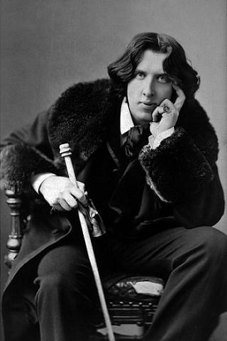 Oscar Wilde schwuler Künstler