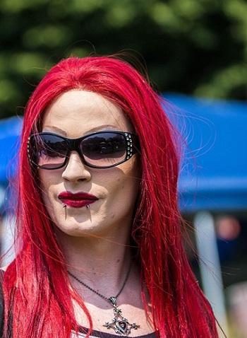 Bild Transvestit Schwuler Partnertyp