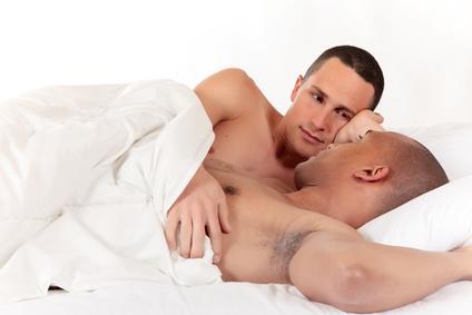 Bild Schwules Paar Kinderwunsch