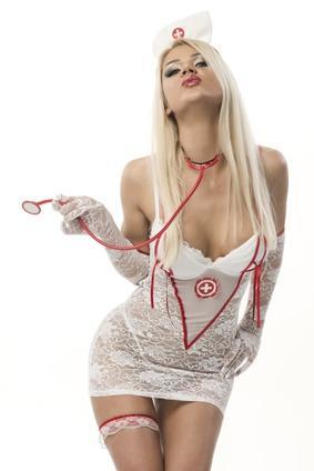 Bild Nurse Klinikfetisch