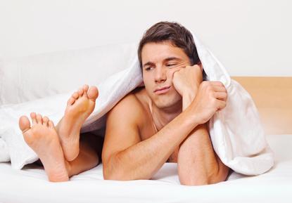 Sexpanne zu früh kommen