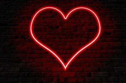 Rote Lichter überall