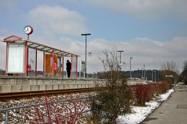 Bild Bahnhof