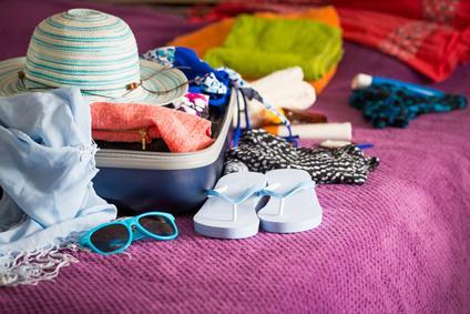 Bild Koffer und Reisezubehör