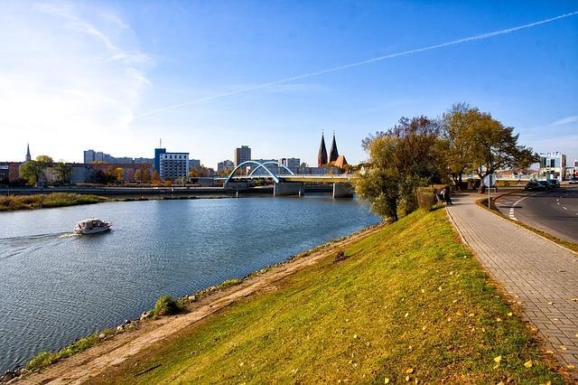 Fluss Main