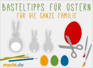 Tolle Basteltipps Zu Ostern Für Die Ganze Familie Marktde