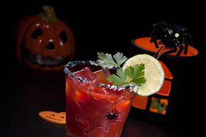 Bild von Bloody Mary an Halloween