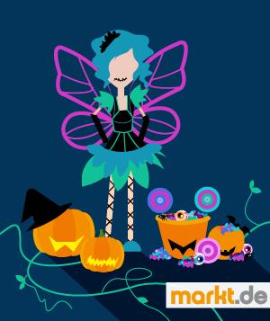 Grafik Halloween-Fee