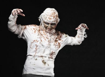 Bild von Mumie Kostüm