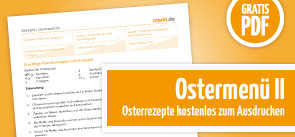 Grafik Download Rezepte Ostermenü 2