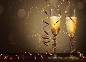 Bild Silvester romantisch feiern