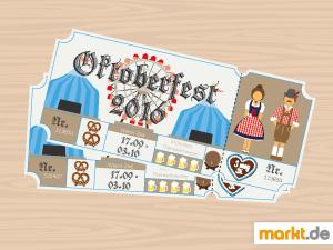 Grafik Tickets Oktoberfest