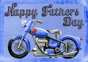 Bild Vatertagskarte