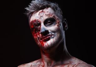 Halloween Schminktipps Mit Gruselfaktor Markt De