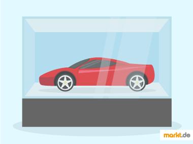 Grafik Modellautos sammeln