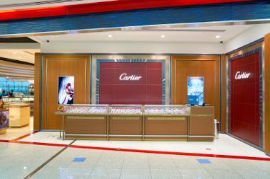 Bild Cartier Store