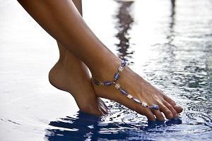 Fußkettchen  Das Fußkettchen – perfekt für die sonnigen Tage | markt.de