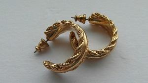 Bild Antike Ohrringe