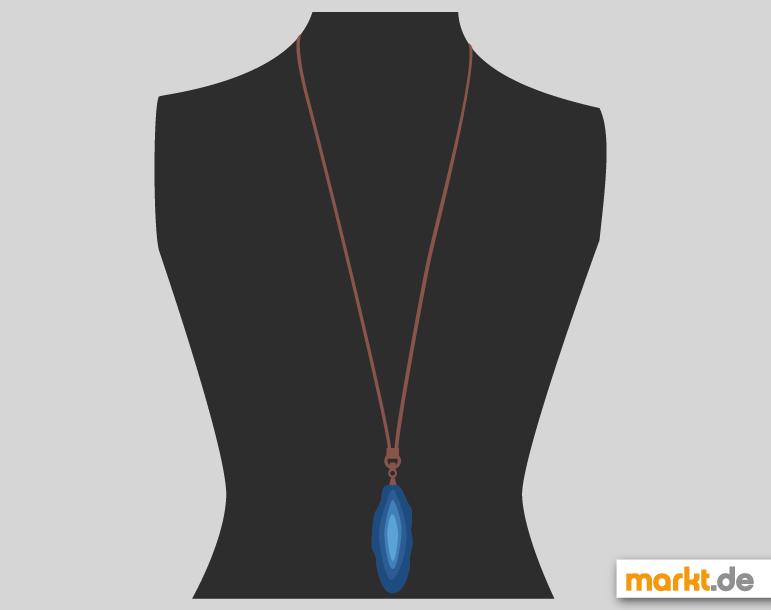 lange Damen Halskette