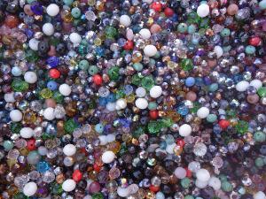 Bild Perlen aus Glas