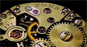 Bild Uhrwerk