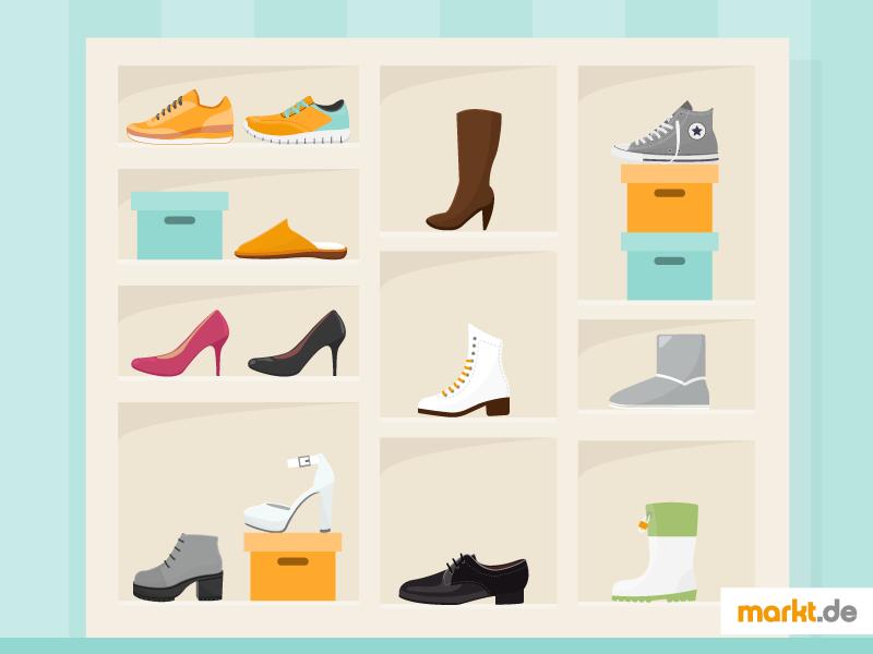 Schuhe Richtig Aufbewahren Markt De
