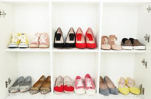 Bild stinkende Schuhe wechseln