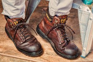Bild Schuhpflege Fettleder