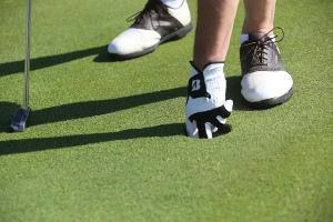 Bild Golfschuhe