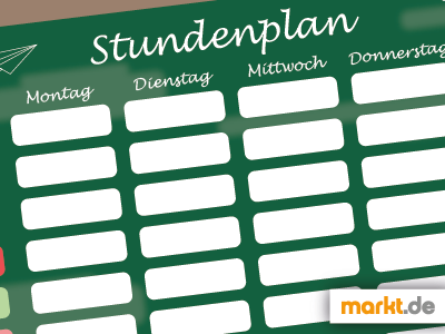 Grafik Download Stundenplan 1