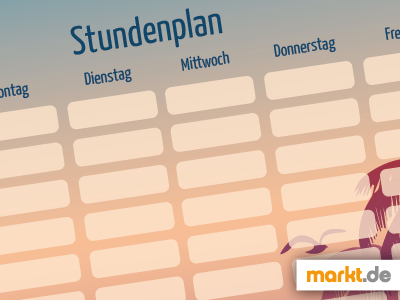 Grafik Download Stundenplan 3